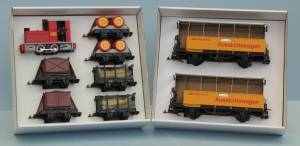 Formteil, Eisenbahnverpackung