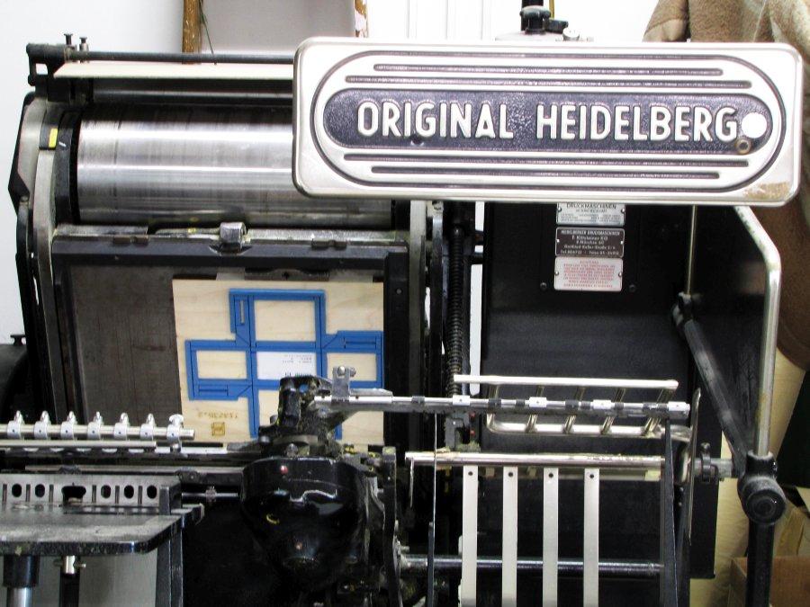 Stanzautomat Heidelberg
